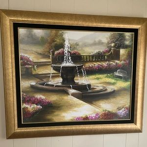 Artistic Impressions Lithograph Canvas